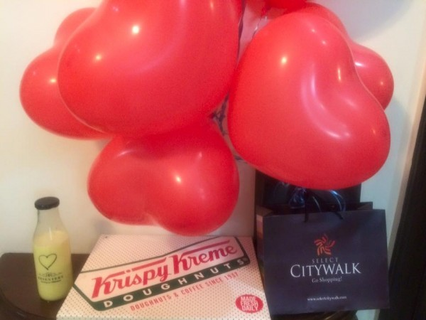 select citywalk valentine special