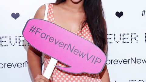 Event: Forever New VIP