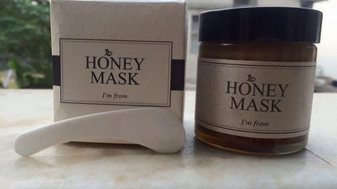 Winter Glow with Honey