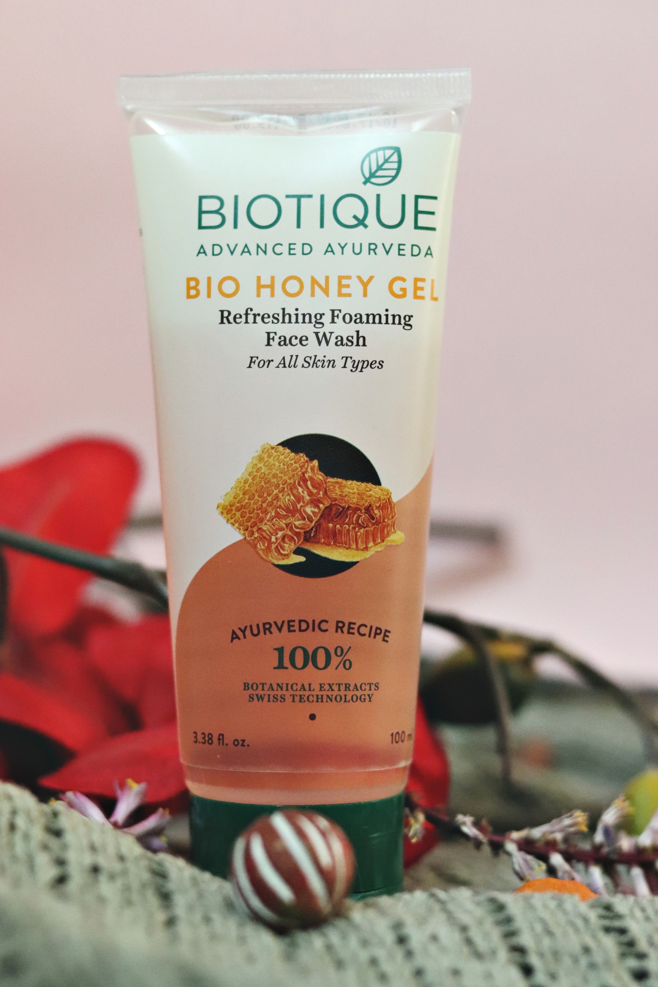 Biotique Winter care, bio honey gel, beauty blogger