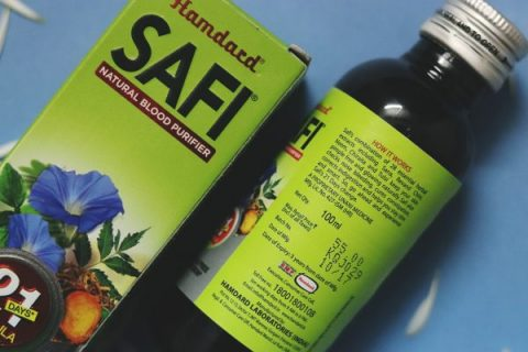 Safi: A step to blemish free skin