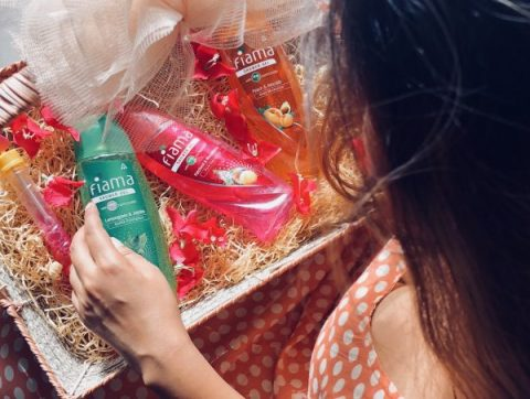 Feeling summer refreshed with Fiama Shower Gels