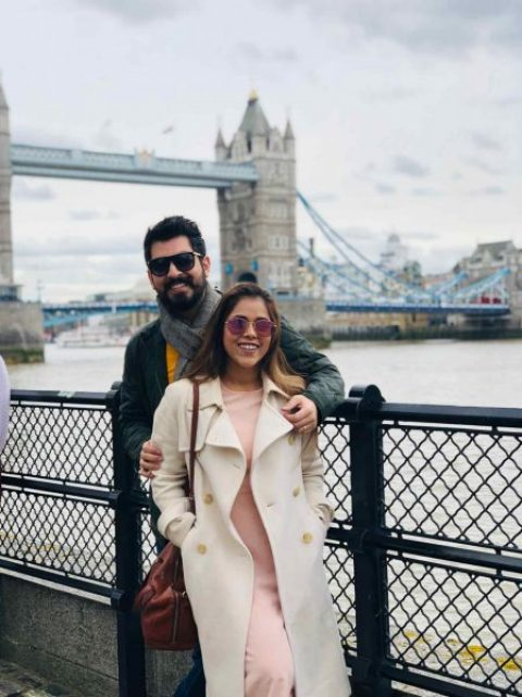 What we did in LONDON on our Honeymoon