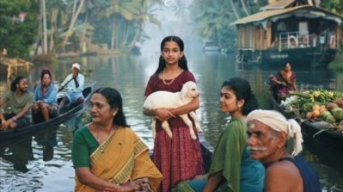 HUMAN BY NATURE – KERALA TOURISM