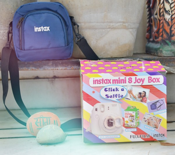 instax mini 8 joy box