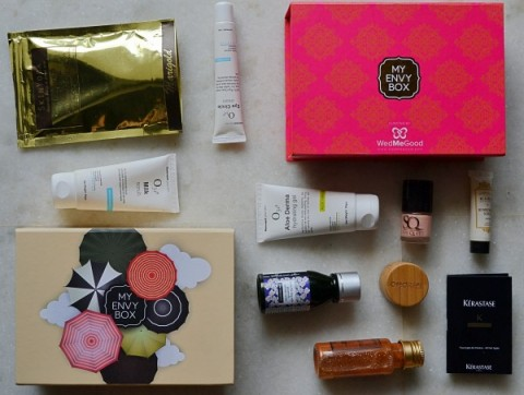 My Envy Box : Best products from last 2 months