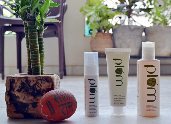 plum skin care products