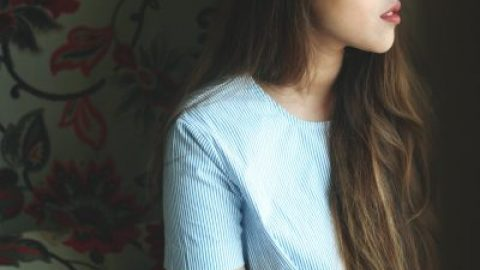 How to style Tie Knot Tops