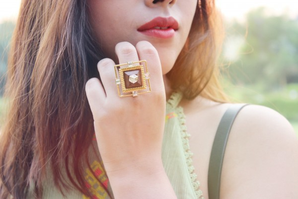 Loupe ring