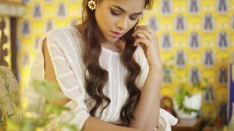Cocktail look with Neety Singh Jewellery