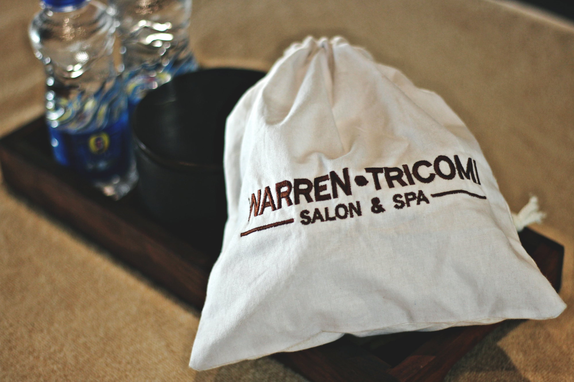 warren tricomi spa
