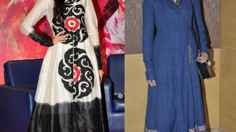 Sonam Kapoor Decodes How To Wear Stylish Kurtis At Every Event