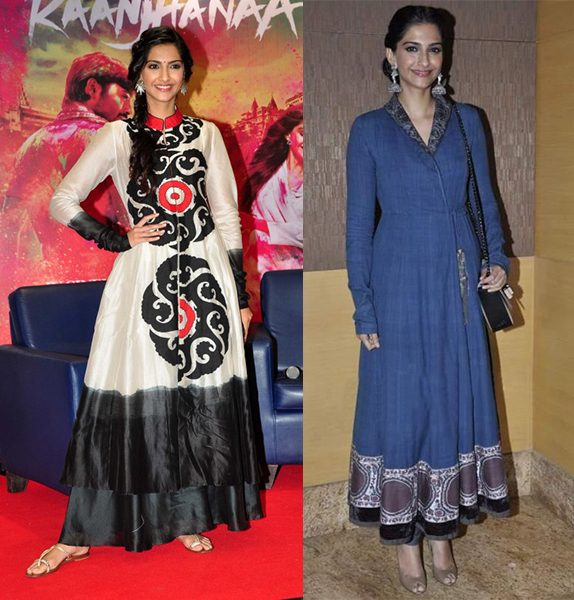 stylish kurtis for women, Sonam kapoor, online kurtis,