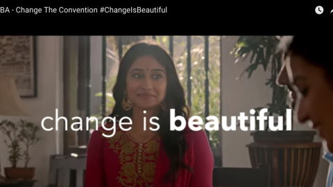 BIBA : Change is beautiful