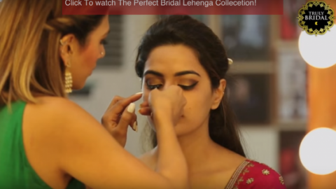 The Punjabi Bride: Bridal Makeup
