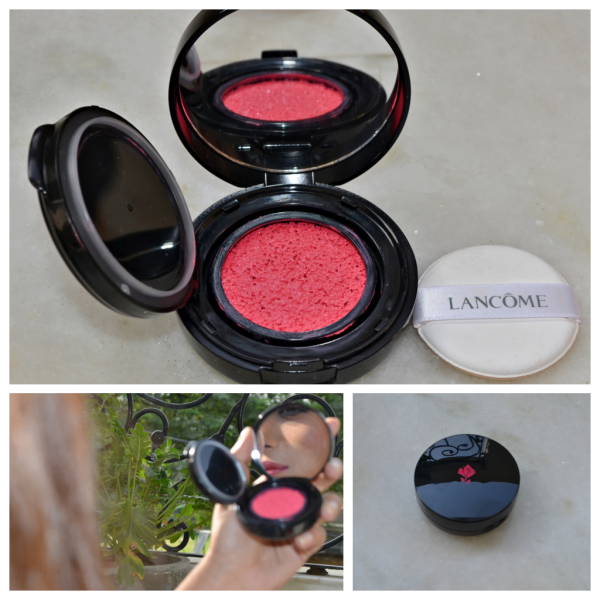 lancome cushion blush review