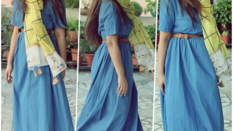 Denim Dress Styling <3