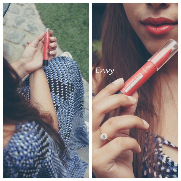 faces creme lip crayon, envy faces creme lip crayon