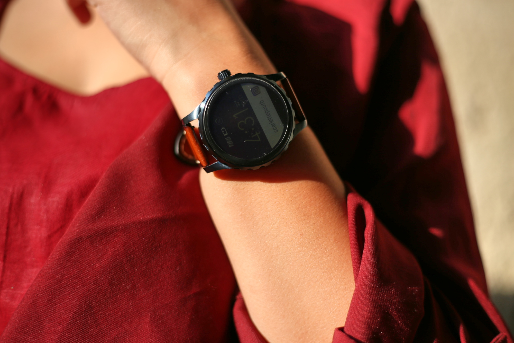 Fossil Q Marshal Review