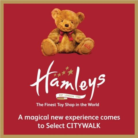 Hamley's and Hangouts at Select CITYWALK