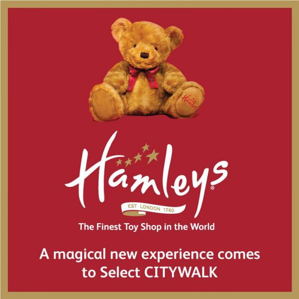 hamleys select CITYWALK