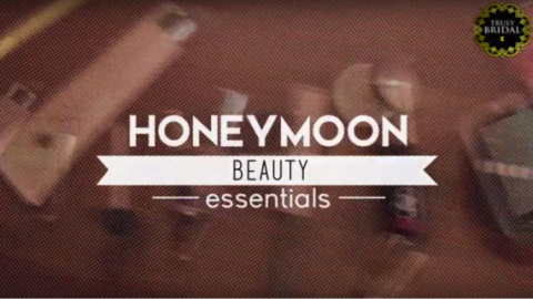 Honeymoon Beauty Essentials