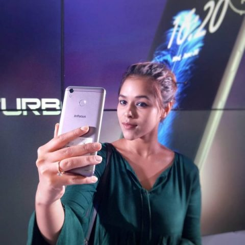 InFocus launches Turbo 5 with a bang