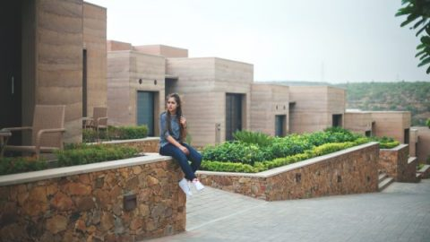 The Lalit Mangar : Weekend Getaway