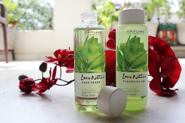 love nature cleanser