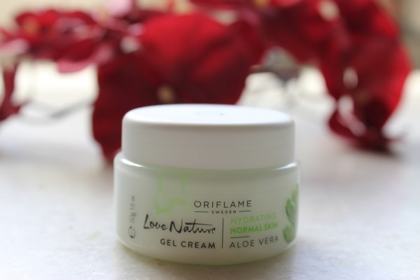love nature gel cream