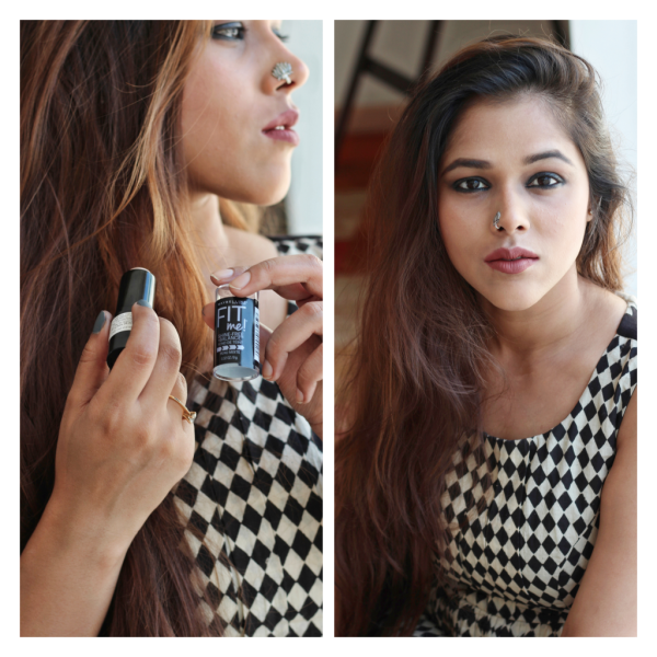 maybelline india fit me stick