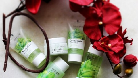 Oriflame Love Nature Aloe Vera Range Review