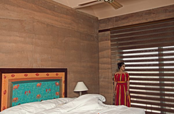 the lalit mangar bedroom