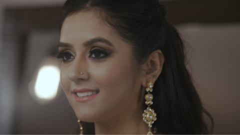 Get your reception look right with these makeup tips