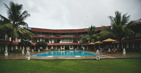 U Tropicana Resort: Alibaug