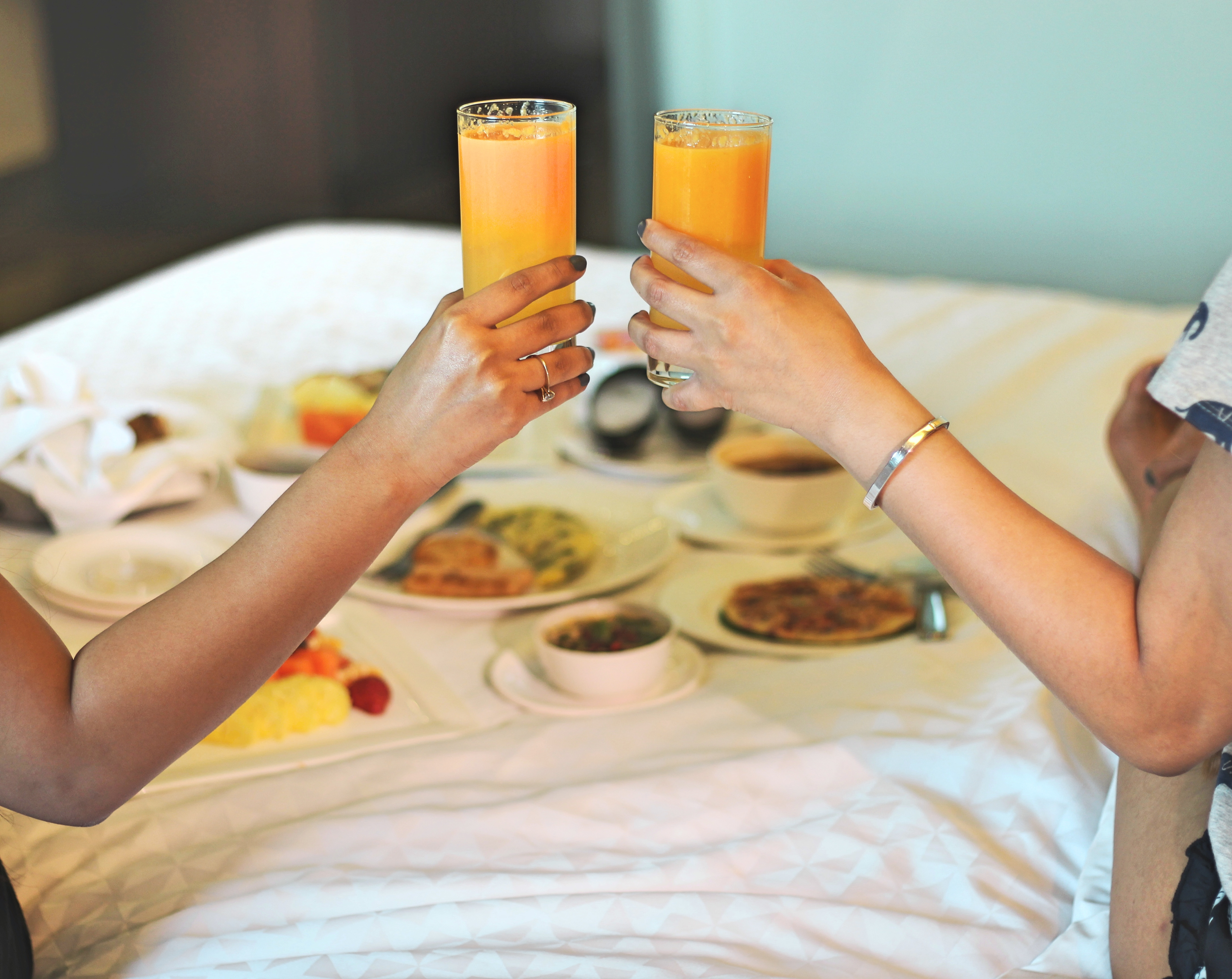 breakfast in four points by sheraton Jaipur